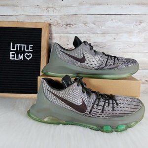 Nike Kevin Durant KD 8 Boys Size 6Y Sneaker